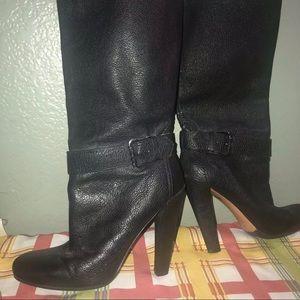 Circa Joan & David Womens Xenobia Mid Calf Boots